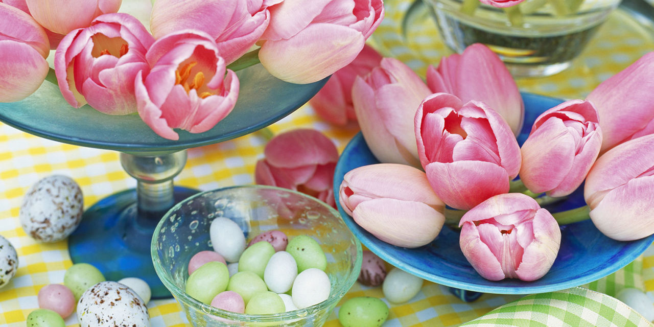Easter Flower Arrangements Floral Centerpieces For