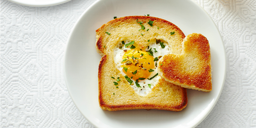 Love Toast Recipe