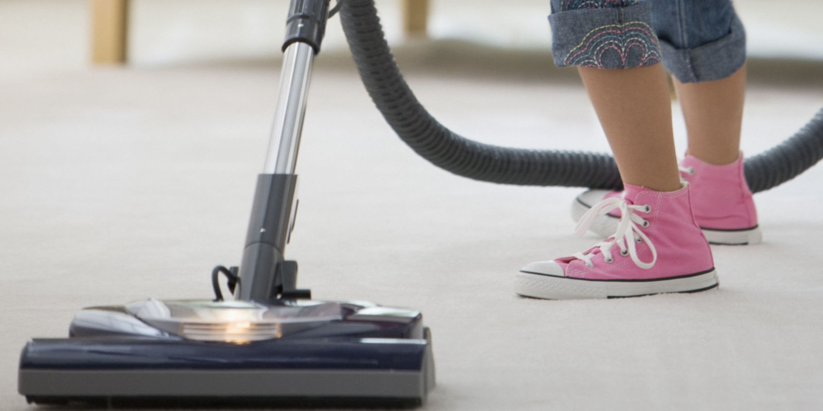 Vacuuming Mistakes Cleaning Tips