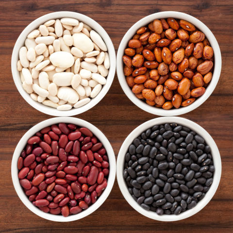 You've probably never heard of cholecystokinin, but it's one of your best weight-loss pals. This digestive hormone is a natural appetite suppressant. So how do you get more cholecystokinin? One way, report researchers at the University of California at Davis, is by eating beans: A study of eight men found that their levels of the hormone (which may work by keeping food in your stomach longer) were twice as high after a meal containing beans than after a low-fiber meal containing rice and dry milk. There's also some evidence that beans keep blood sugar on an even keel, so you can stave off hunger longer.<br /> Heart-health bonus: High-fiber beans can lower your cholesterol.<br />