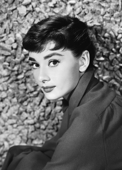 The secret to Hepburn's long, Bambi lashes? After applying mascara, she'd use a pin to separate each individual lash. Now that's how you get clump-free lashes.