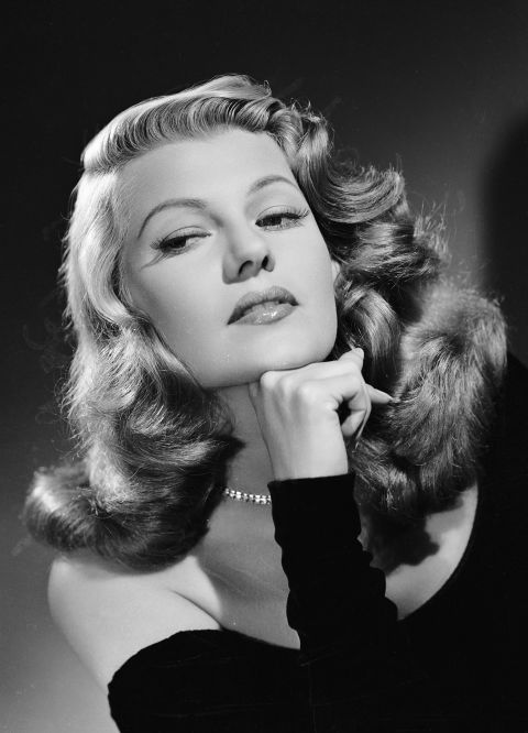 Hayworth's wavy red mane was her signature ? so naturally, she had to keep it in tip-top shape. She did this by applying oil to her hair after every wash, wrapping it in a towel, and leaving it in for 15 minutes. Afterwards, she'd wash it out with hot water and lemon juice to remove any leftover residue.