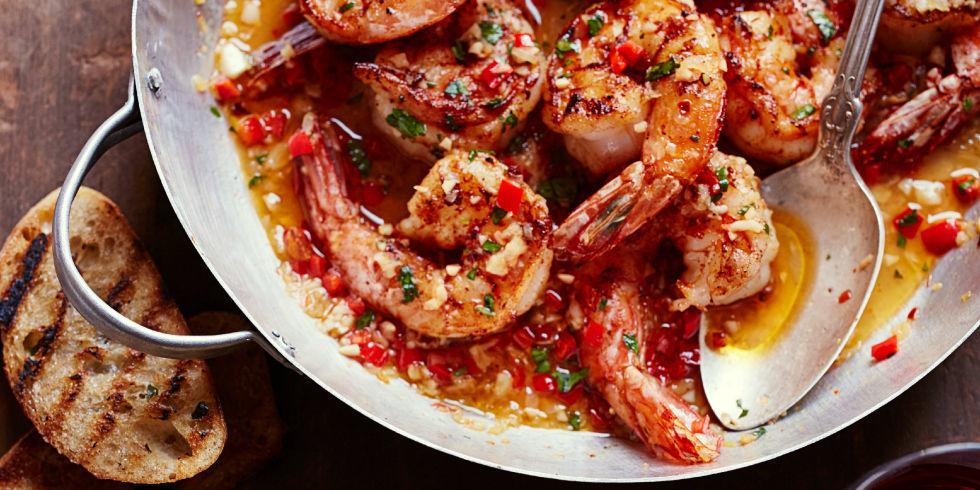 garlic clove shrimp recipe