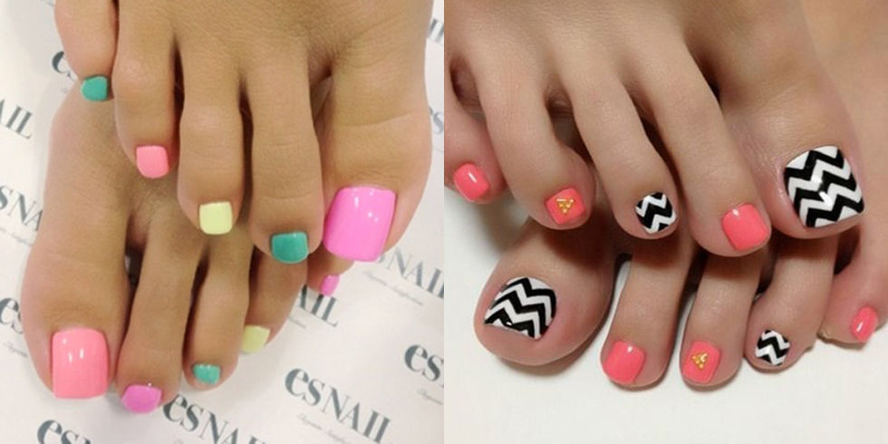 - Pedicure Nail Art Ideas - Nail Art Inspiration For Toes