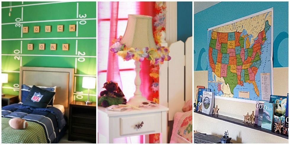 . 10 Totally Inspired Themed Kids Rooms   Unique Children s Bedrooms