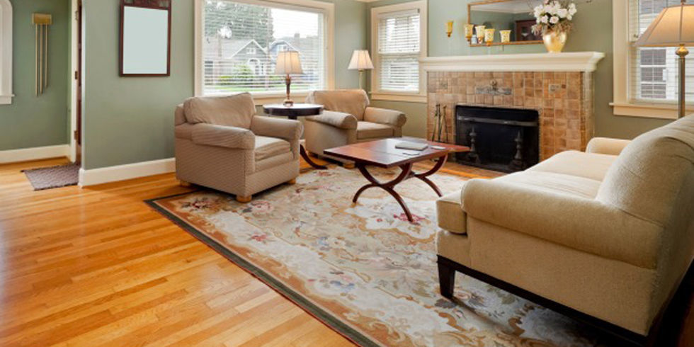 how to choose an area rug home decorating tips - Rug Design Ideas
