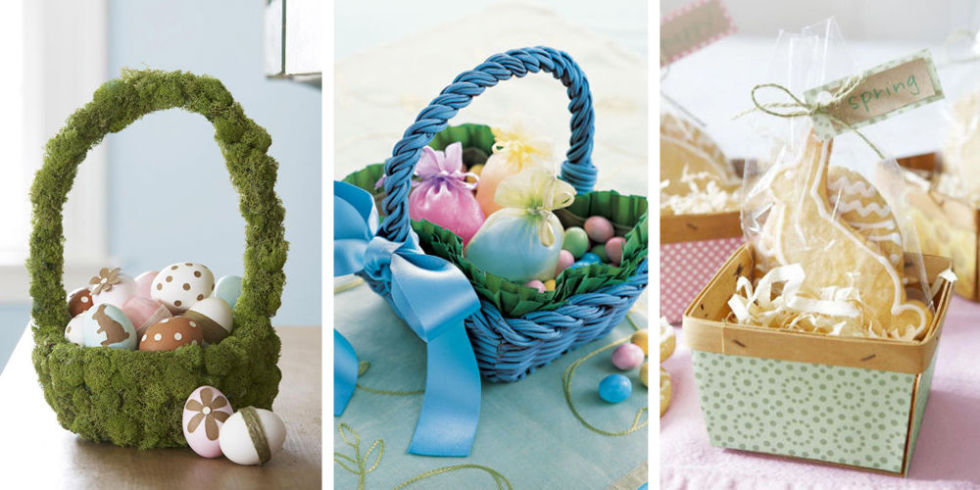Easter Basket Ideas Easter Basket Crafts Ideas