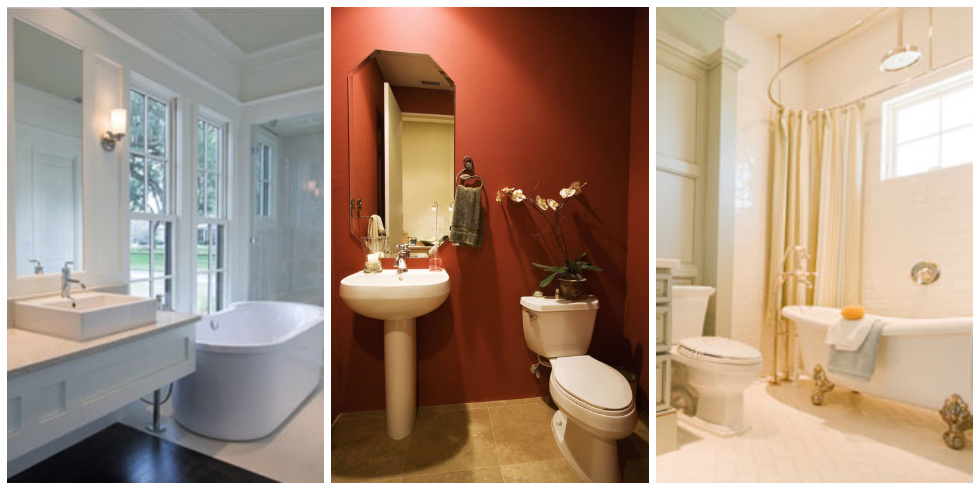 Decorating Ideas For Bathroom bathroom decorating ideas master bath finding home farms. hgtv
