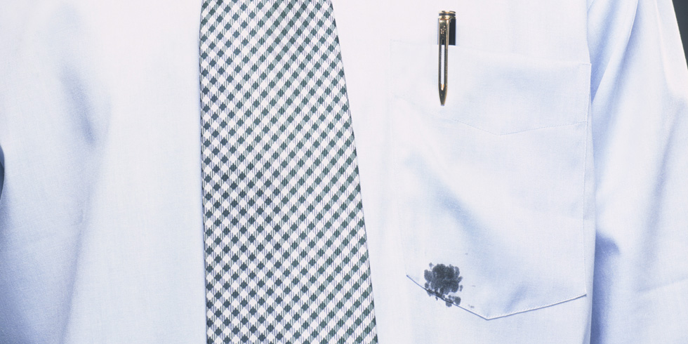 How to remove ink from clothing ink stain removal for Remove pen stain from shirt