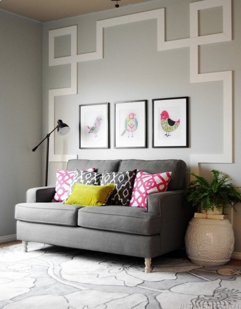Accent Wall Ideas Where To Put An Accent Wall
