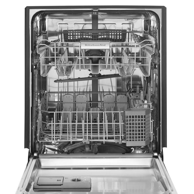 100 reviews kitchenaid dishwasher kitchenaid kdte554css for Kitchen aid dishwasher repair