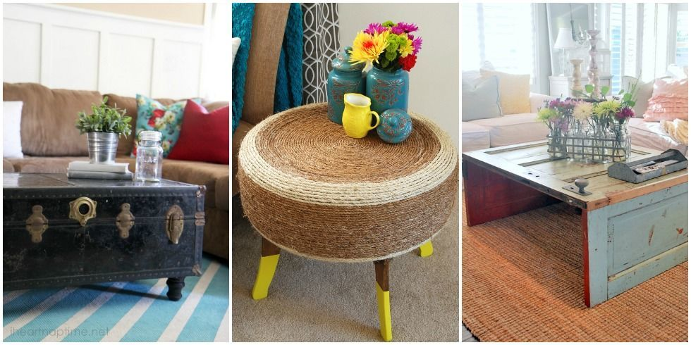 Cool Coffee Table Ideas unique coffee table ideas - coffee table alternatives