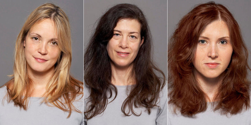 Hair Makeover : Haircut Makeovers - Five Haircut Makeover Transformations