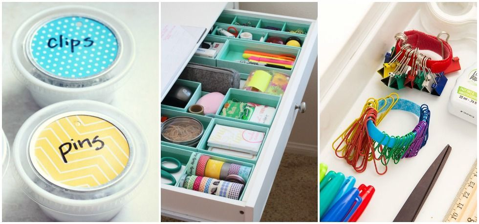 8 Smart Ways to Finally Wrangle Your Junk Drawer