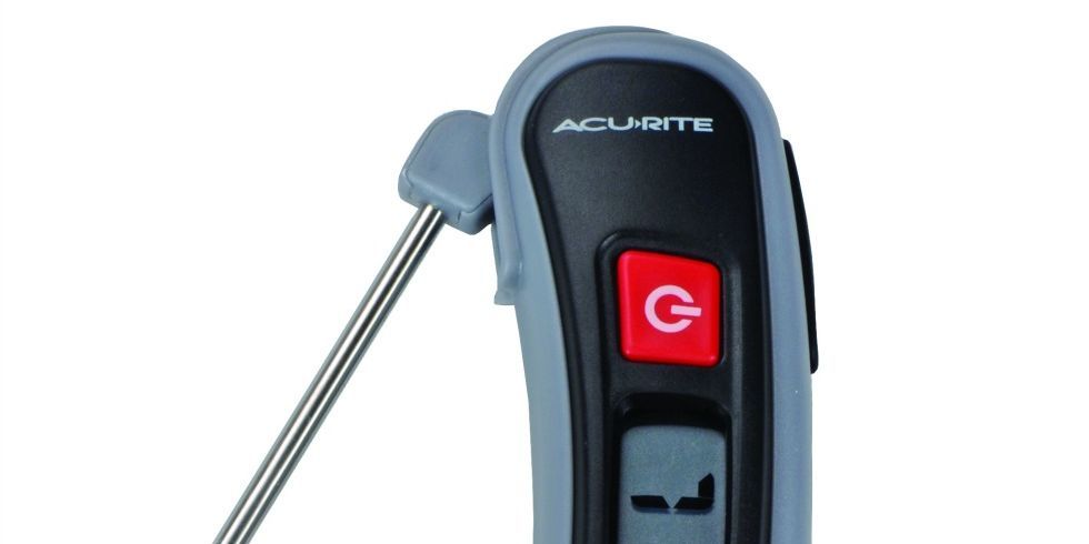acurite digital instant read thermometer with folding probe 665e