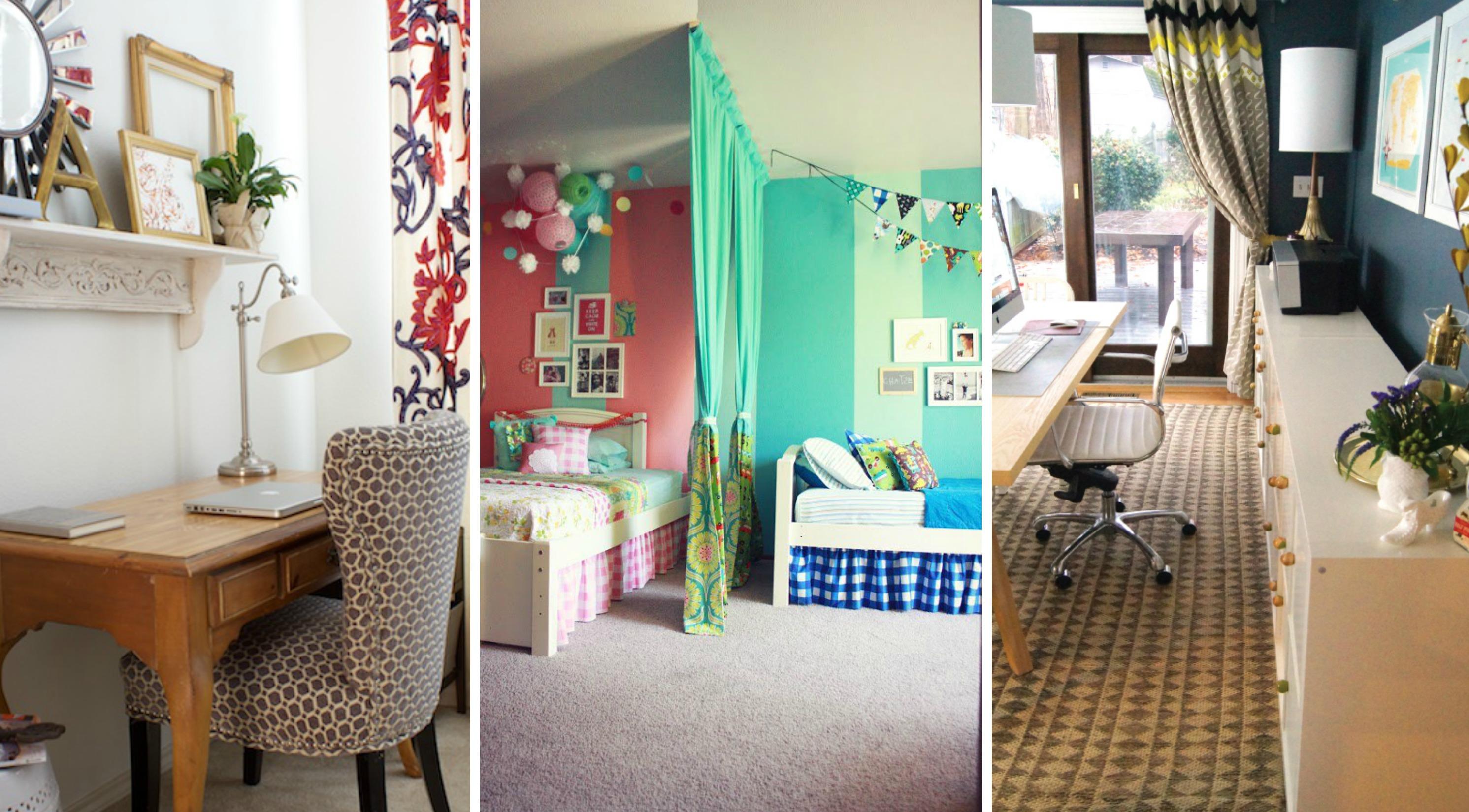 Ways to create a dual purpose room multi purpose room ideas for Multi use dining room ideas