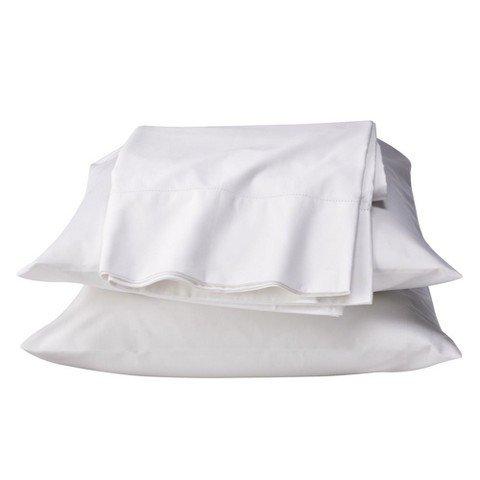 Target fieldcrest luxury egyptian cotton 600 thread count for Highest thread count egyptian cotton sheets