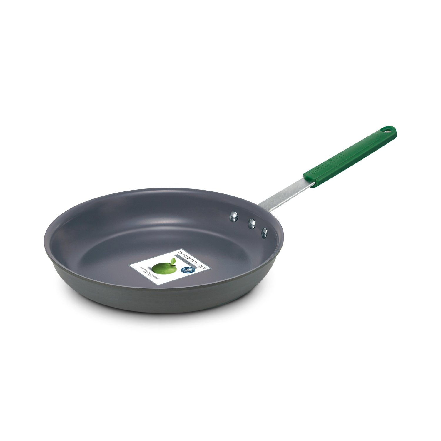 GreenPan Rotterdam Thermolon Non Stick Open Fry Pan Review