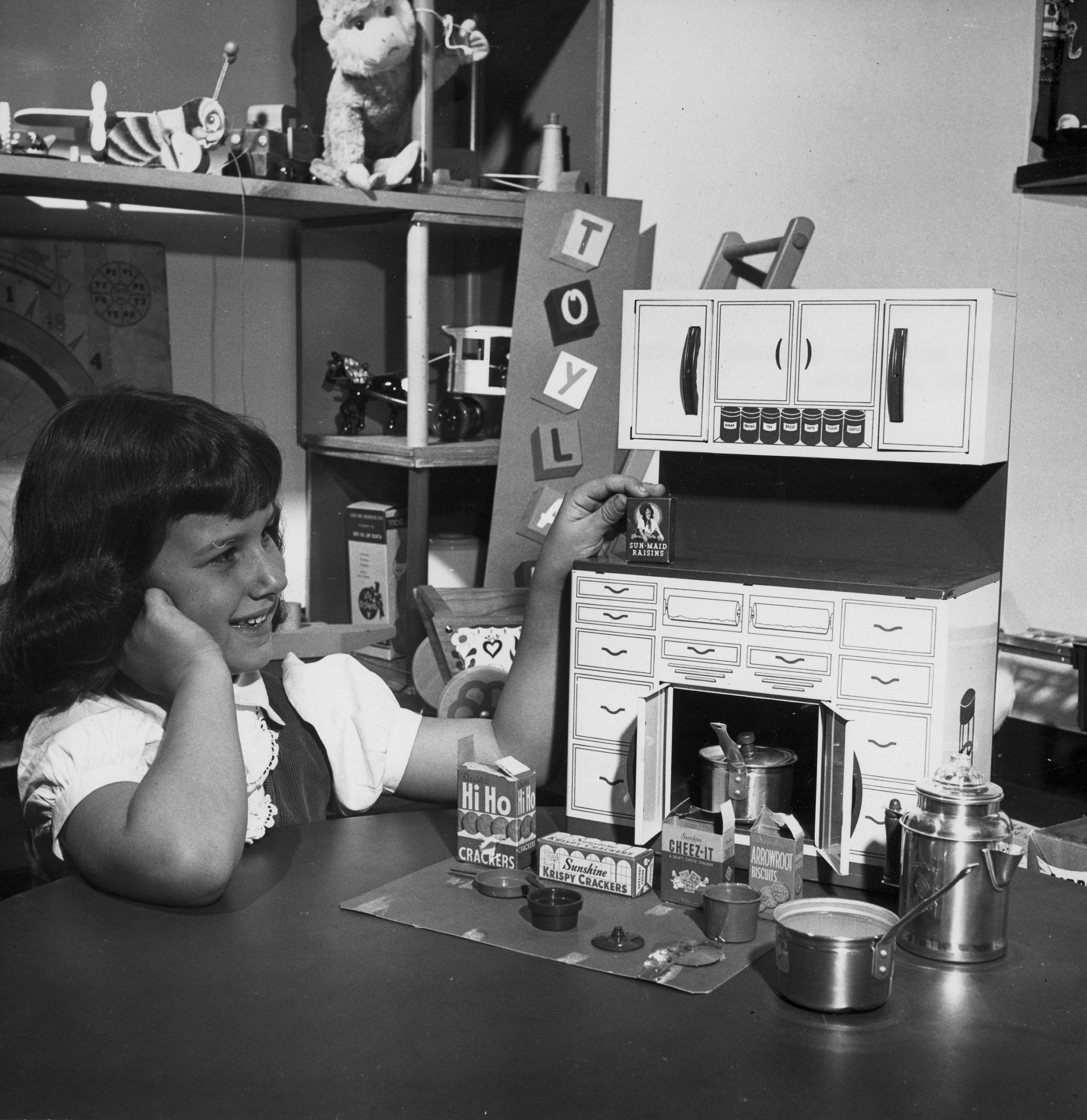 History Of Toy Kitchens