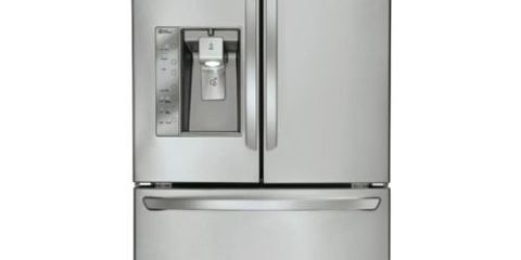 Ge Energy Star 25 9 Cu Ft French Door Refrigerator With