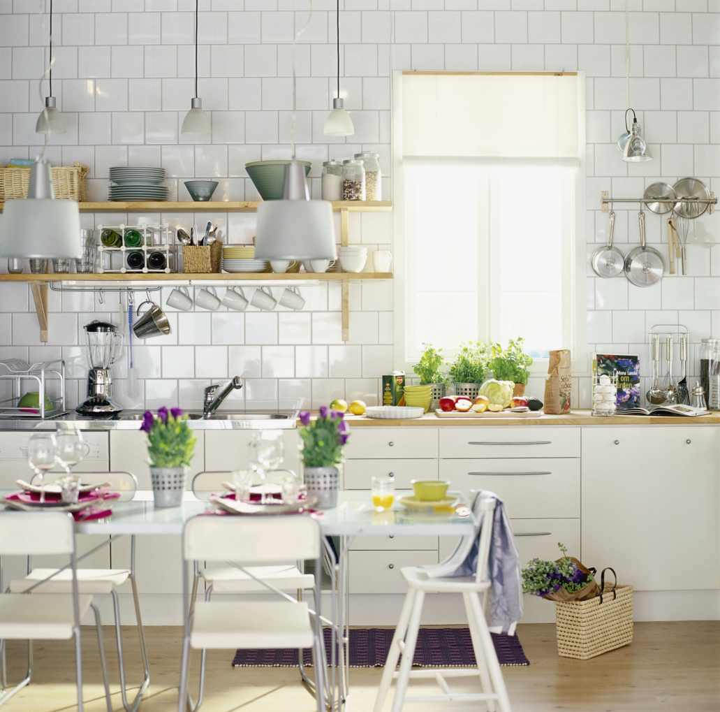 marvelous Decoration Ideas For Kitchen #6: Good Housekeeping