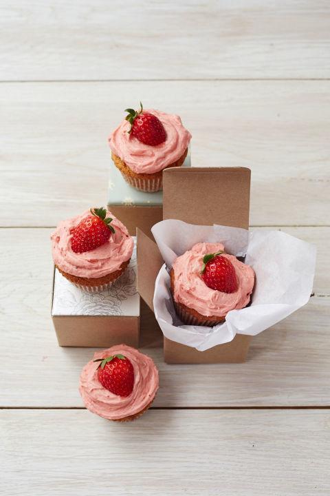 pb and j cupcakes - Valentine Cupcake Recipes