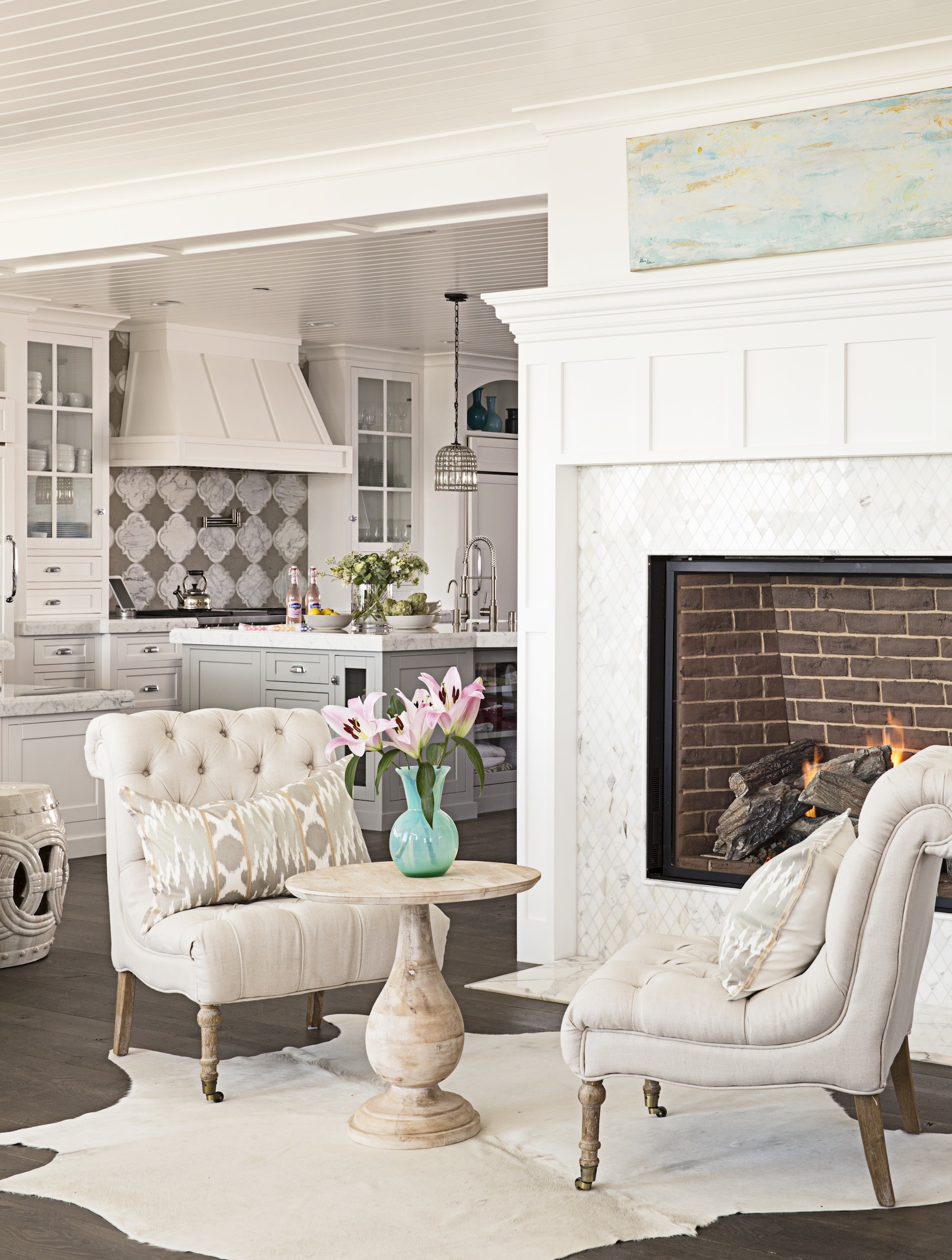 Beach house style coastal decorating tips and tricks for Beach house style