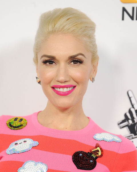 Gwen Stefani's always-iconic hair color is the perfect shade if you're going for an edgy look.