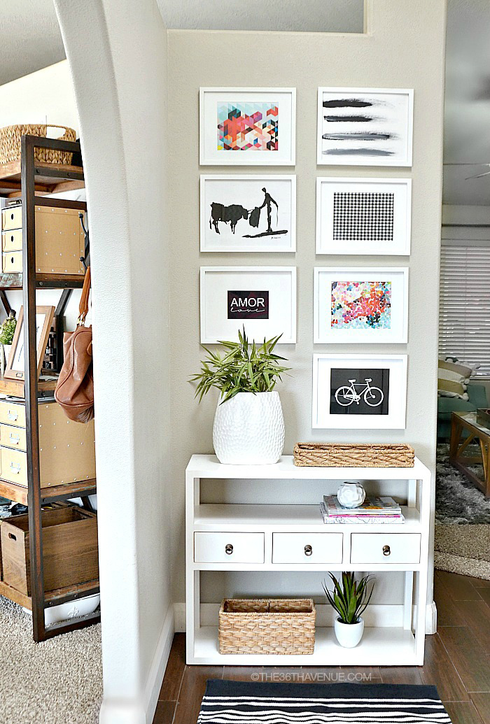 10 ways to fake an entryway entryway decorating tips - Entryway Decor