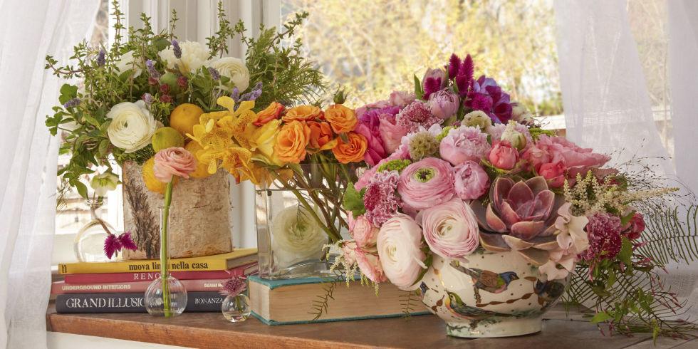 Floral Arrangements spring floral arrangements - diy floral arrangements