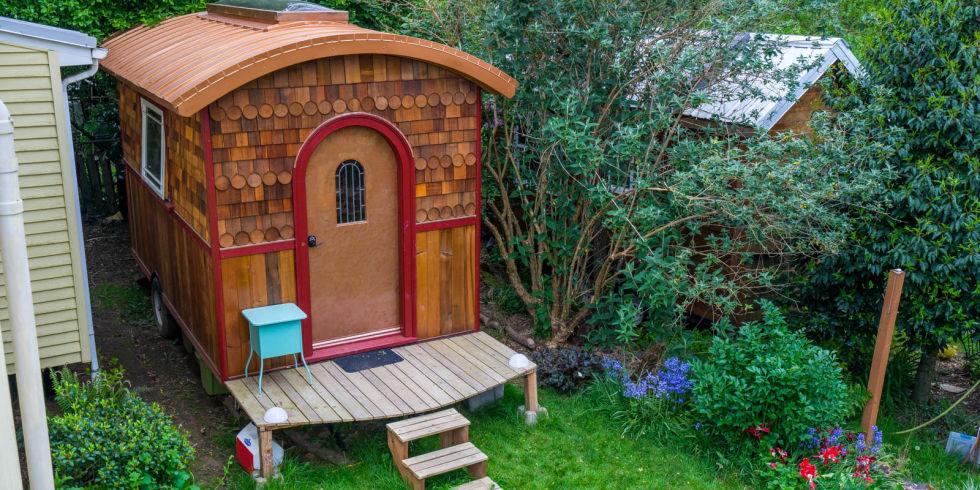 Lucky Penny Tiny House - Portland Tiny House Community