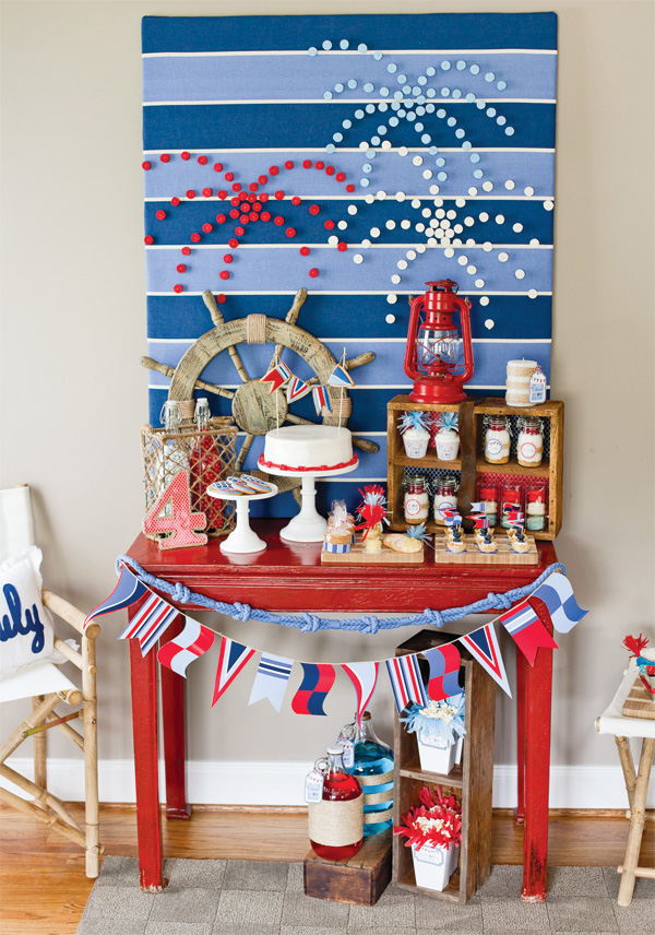 30+ diy 4th of july decorations 2017 - patriotic fourth of july