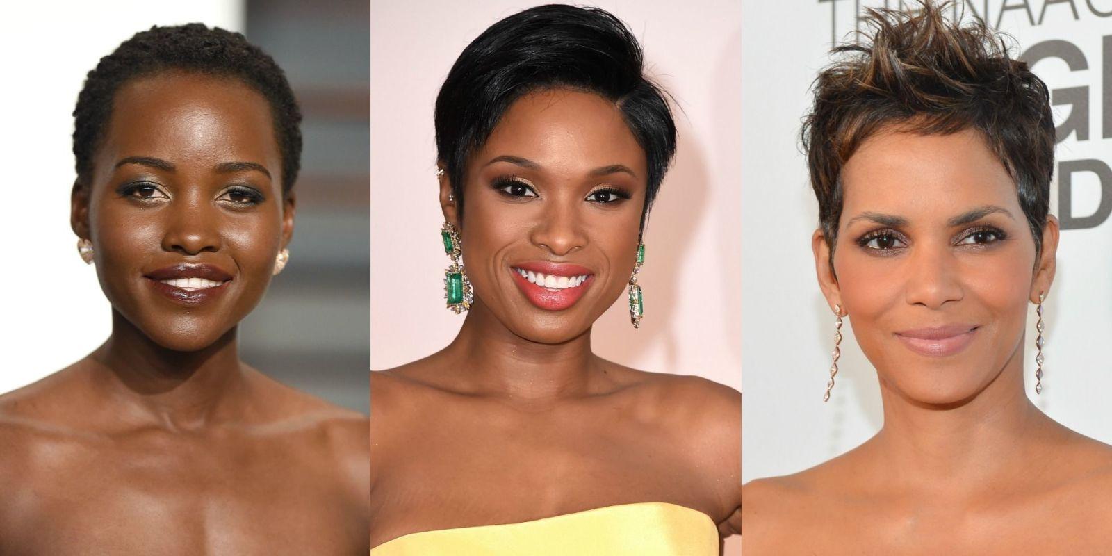 Quick Hair Styles For Short Black Hair: 28 Black Hairstyles For Short Hair