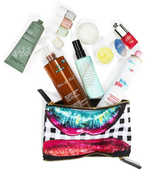 June Beauty Loot Sweepstakes Official Rules