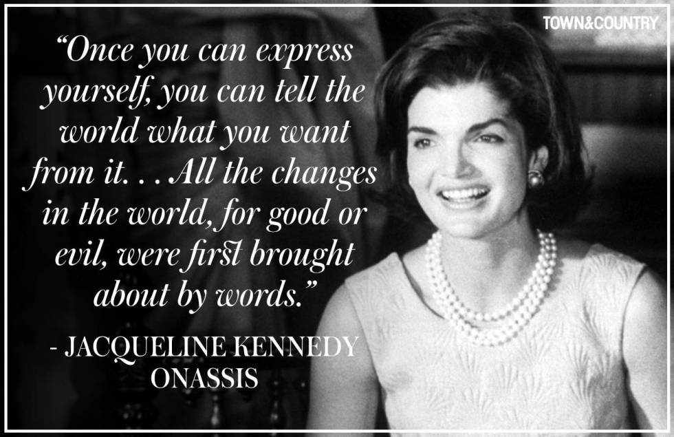 kennedy onassis relationship quotes