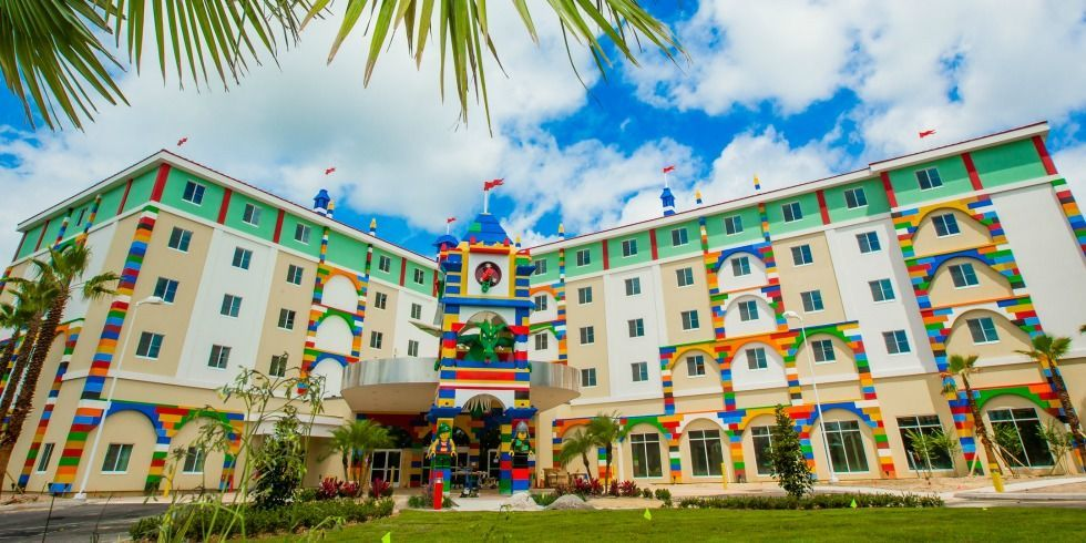 Your Kids Will Flip Over Florida S New Legoland Hotel