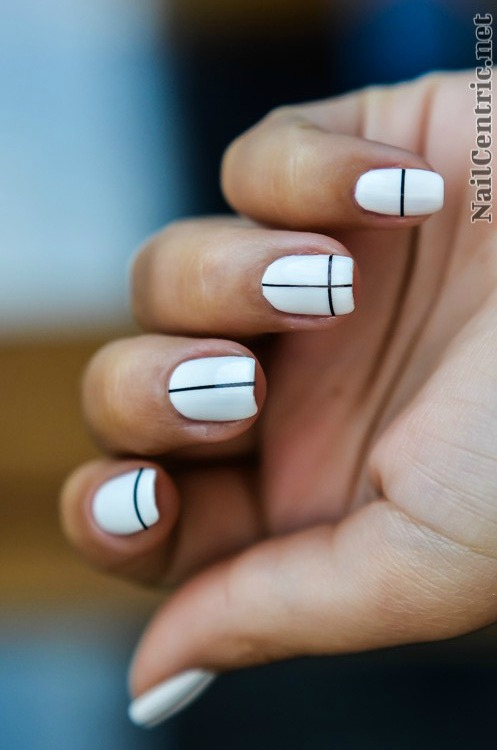 9 easy nail designs best nail art ideas that are easy prinsesfo Image collections