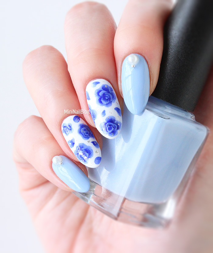 Floral Nail Art: 20 Flower Nail Art Design Ideas