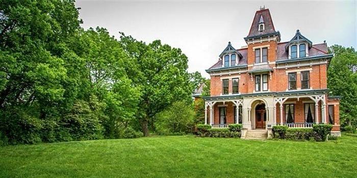 Historic Cincinnati Victorian House Unique Historic Real