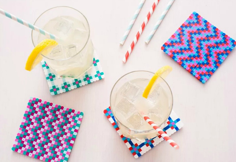 Perler bead crafts things to do with perler beads for How to make beads craft