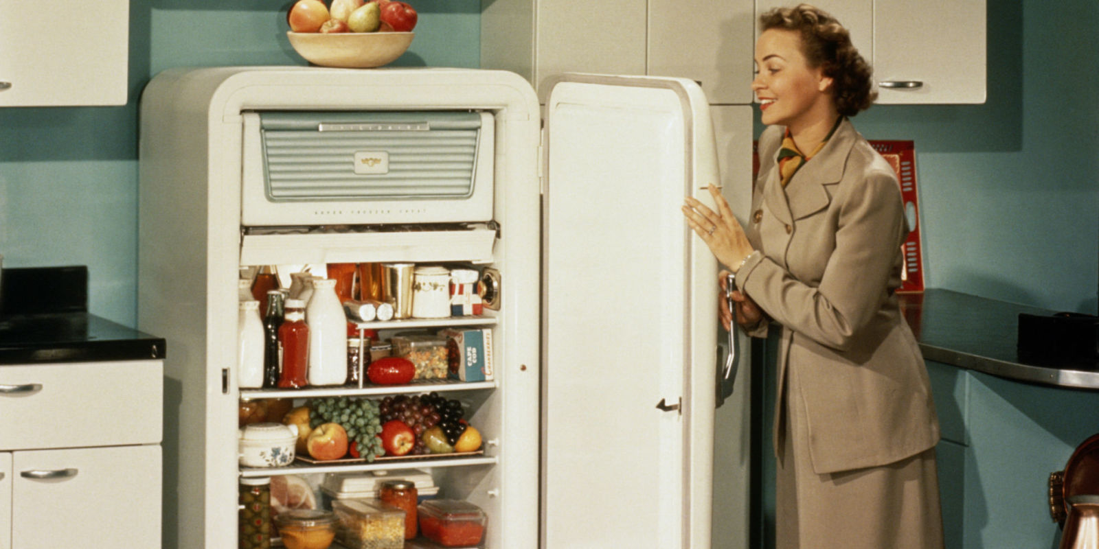 The Reason Fridge Doors are Magnetic Today Is Terrifying