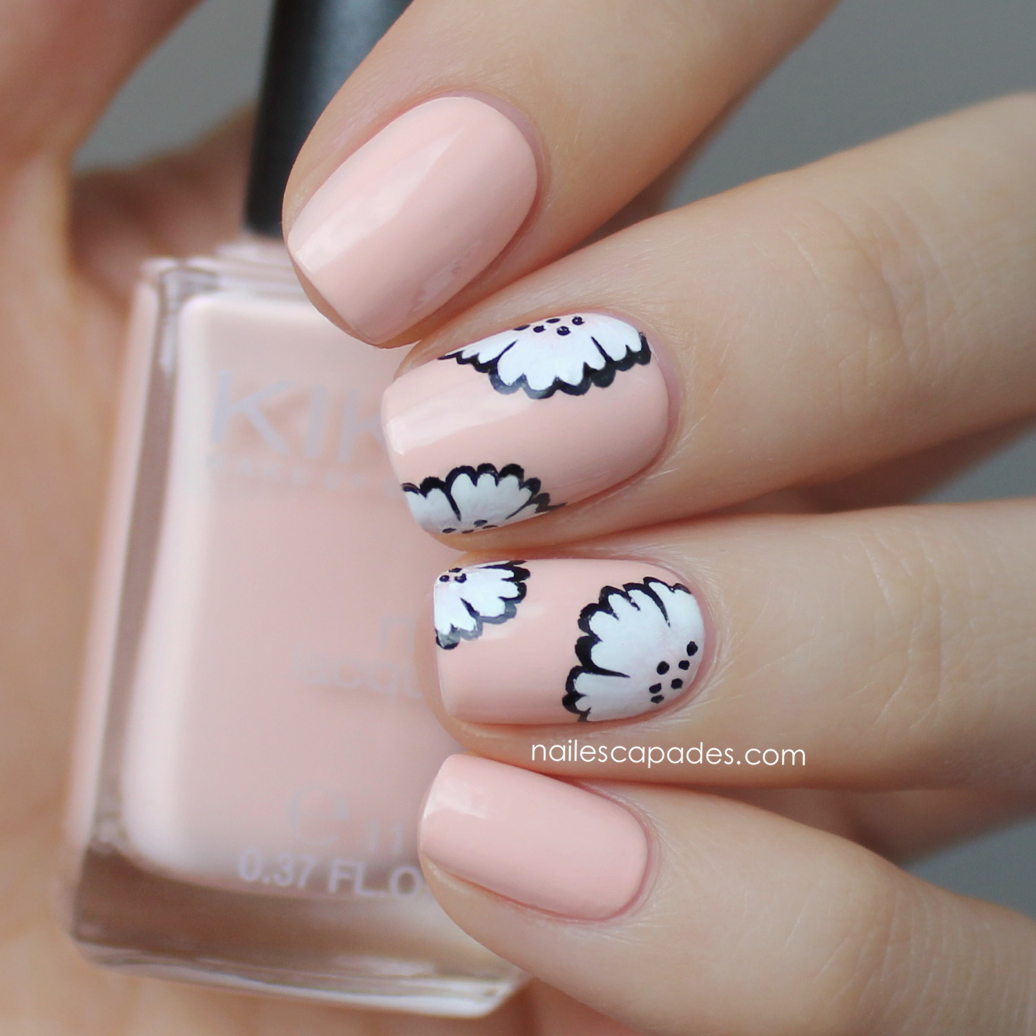 Nail art ideas for short nails manicures designs for shorter nails prinsesfo Images