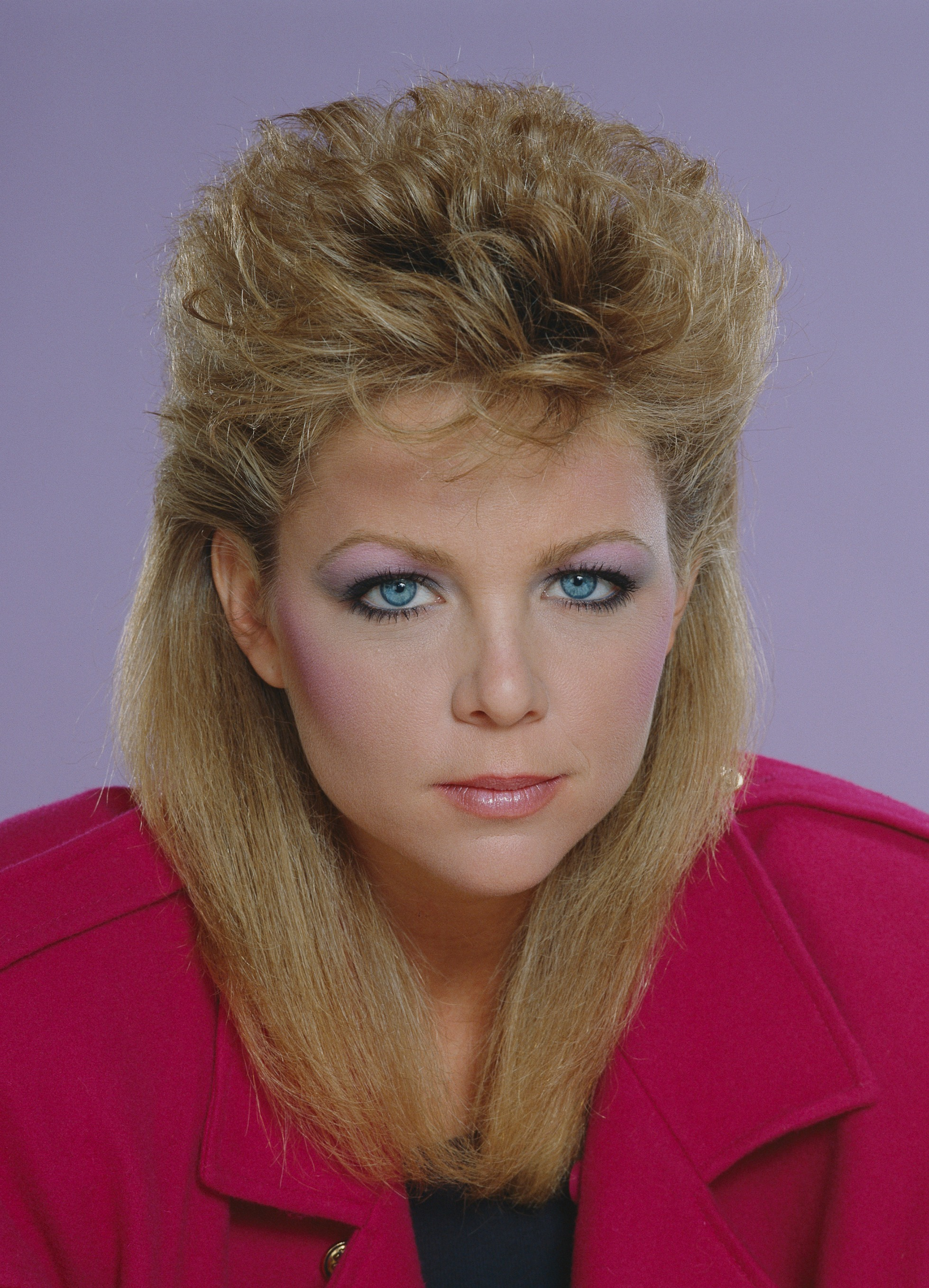 Swell Bad 3980S Beauty Trends Embarrassing Eighties Hairstyles And Hairstyles For Women Draintrainus