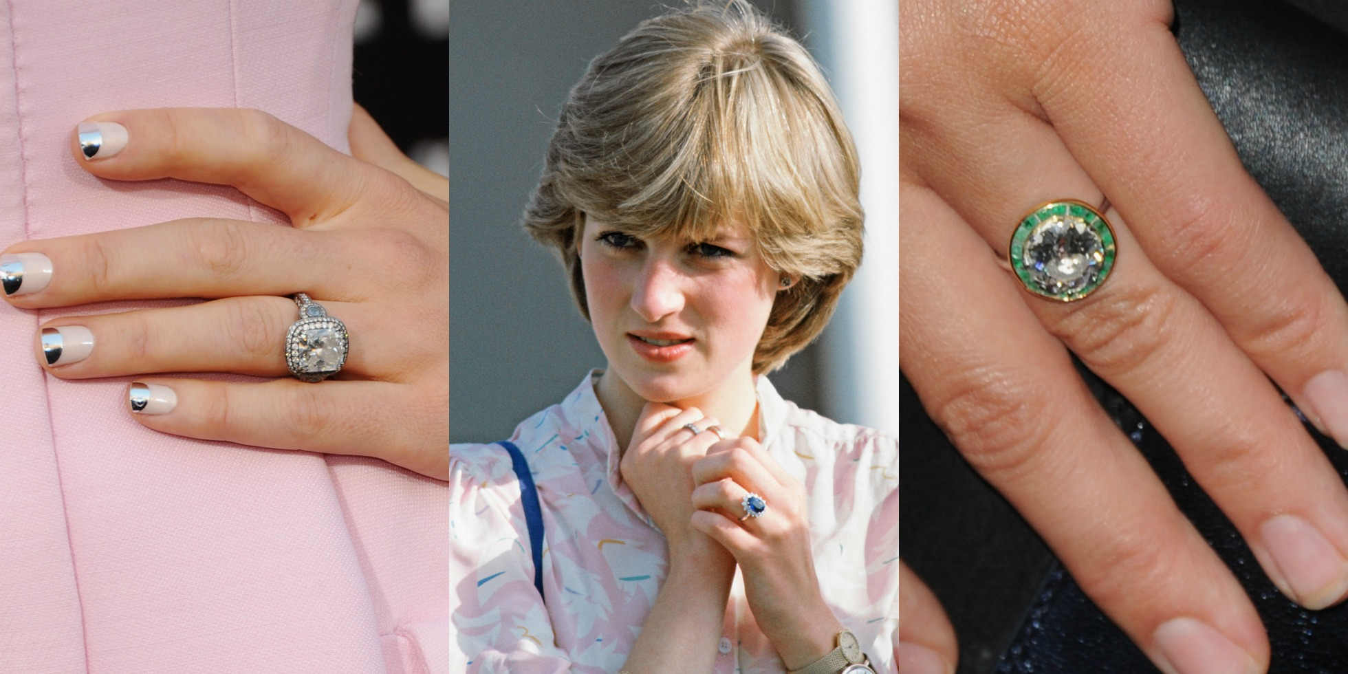 15 Biggest Celebrity Engagement Rings