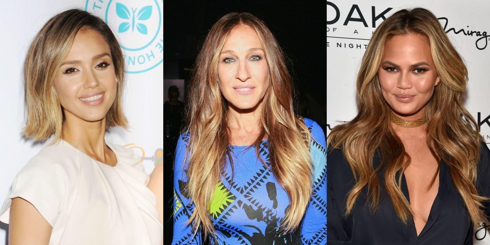 Bronde Hair Color Trend - Summer 2015 Bronde Hair Dye Pictures