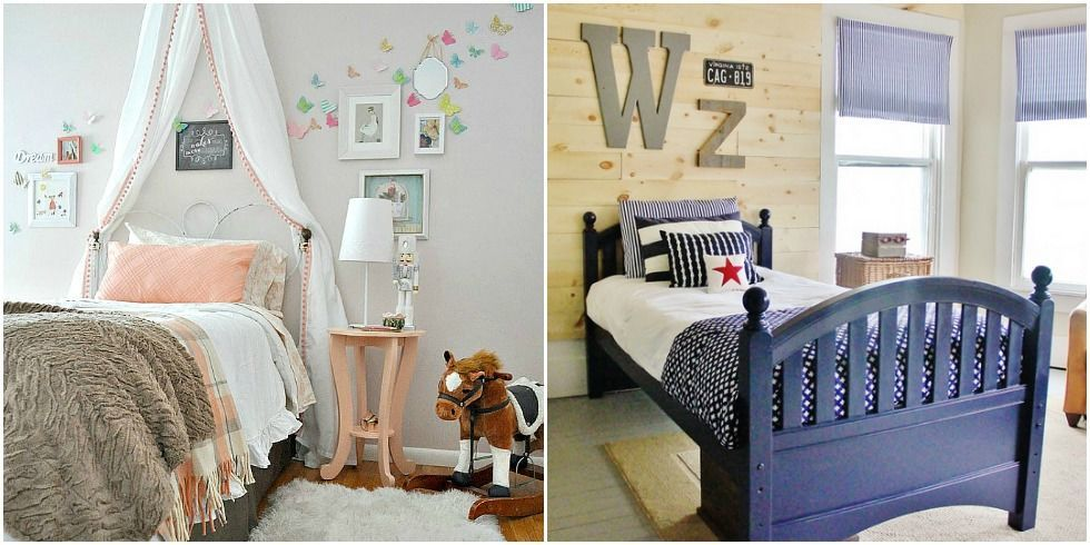 12 best kids room ideas diy boys and girls bedroom for Kids room makeover