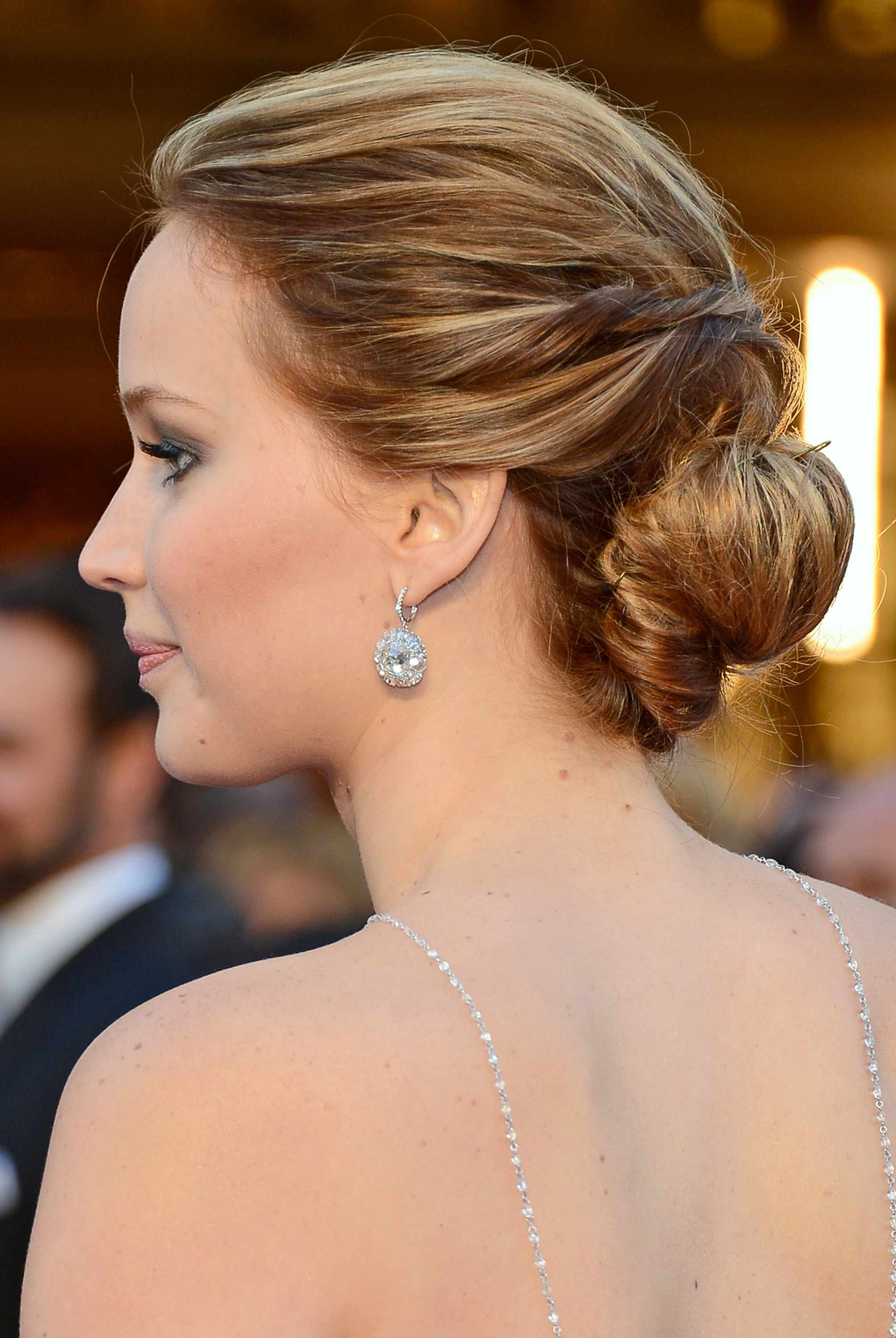 Easy Updo Hairstyles for Formal Events Elegant Updos to Try