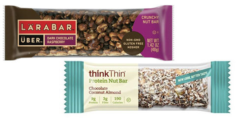 Healthy Snack Bars Low Calorie Snack Bars That Are Healthy