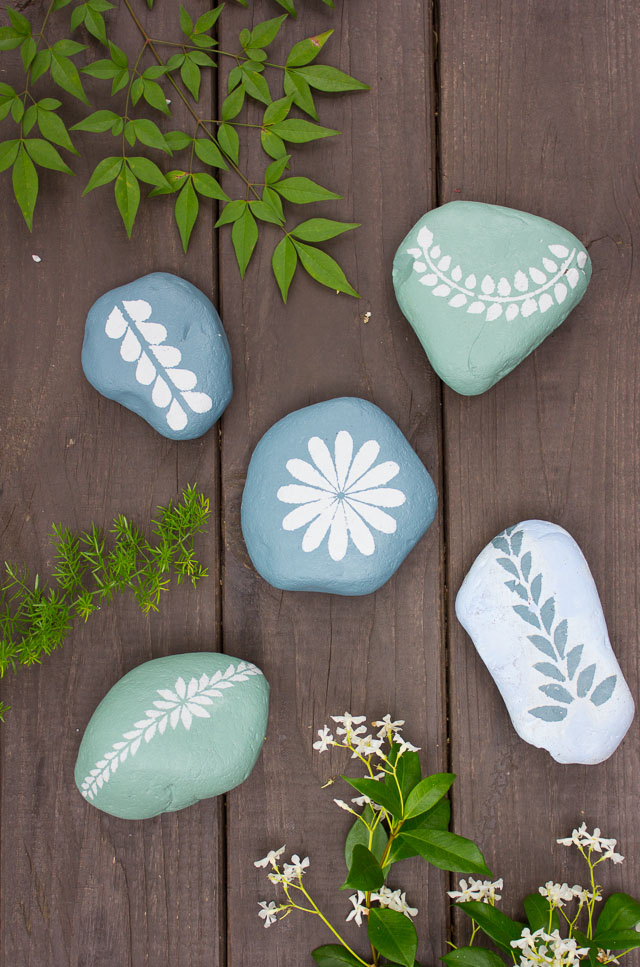 Cool Rock Painted Ideas