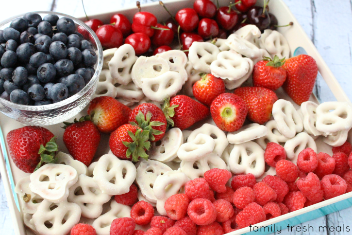 Red white and blue recipes for the fourth of july for 4th of july appetizers and desserts